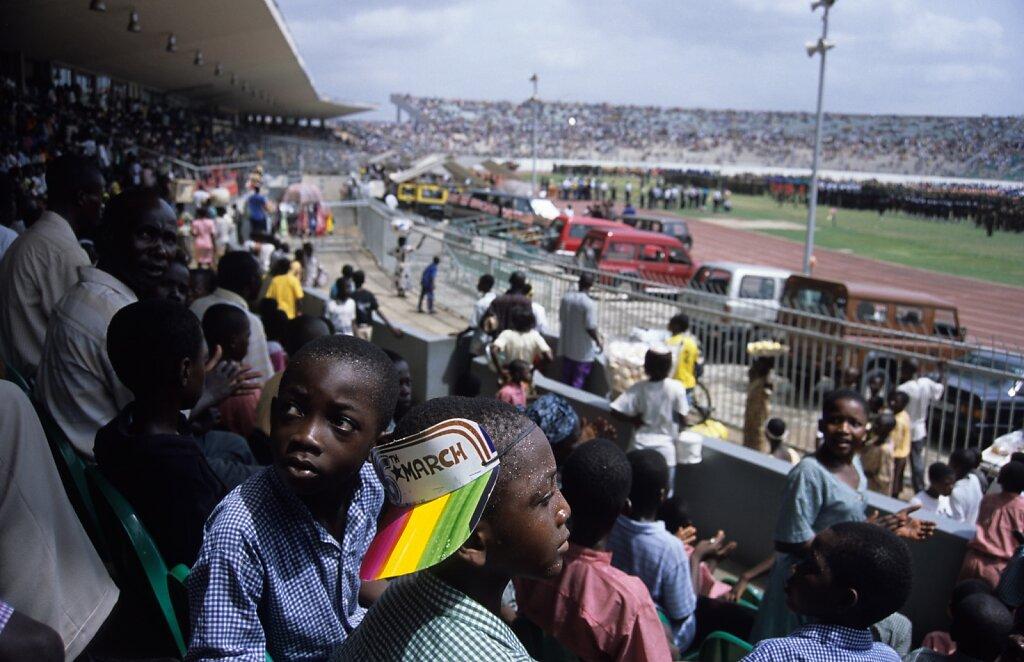 """""""Ghana, la estrella negra"""""""