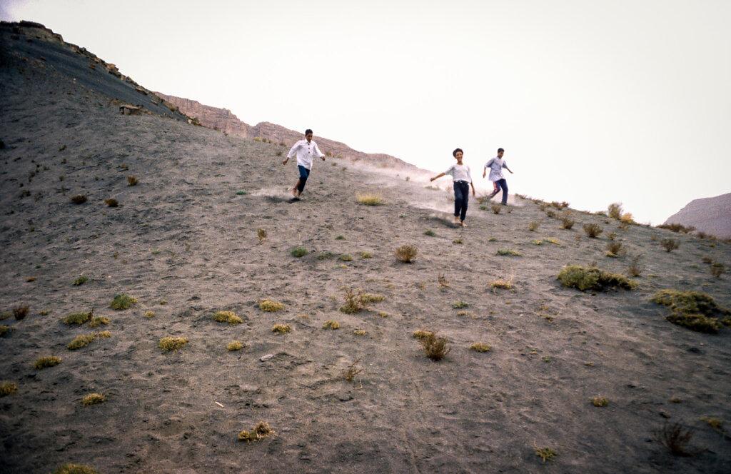 Niños jugando en Imilchil
